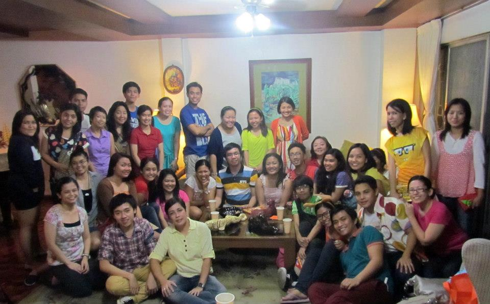 Goodreads-The Filipino Group Christmas Party